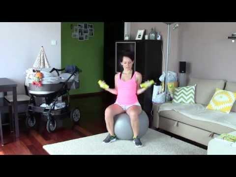 Niemowlęta masażu z wzmożonego napięcia mięśniowego dziecka