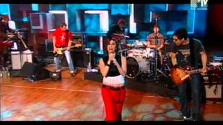 Alanis Morissette - All I Really Want live MTV Supersonic 2004