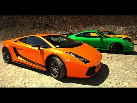 Searching for Driving Heaven in 3 Supercars! | Top Gear