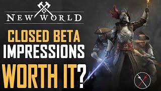 Impressões do Closed Beta de Jogabilidade do Novo Mundo: MMO da Amazon Games vale a pena? (MMORPG)