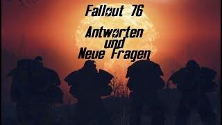 Fallout 76 - Viele neue Infos und eben so viele neue Fragen