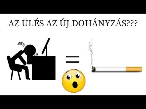 Gyakorlatok a dohányzásról való leszokás után
