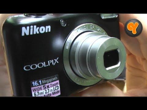 Review: Nikon Coolpix L27 Digitalkamera / Kompakt Kamera