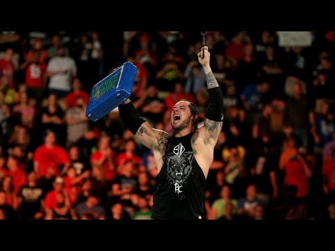 Download Baron Corbin wins the 2017 Money in the Bank Ladder Match HD Mp4 3GP Video and MP3