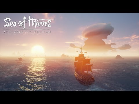 , title : 'Official Sea of Thieves: Anniversary Edition Trailer'