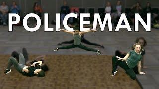 Eva Simons - Policeman   Radix Dance Fix Ep 4   Brian Friedman  Choreography