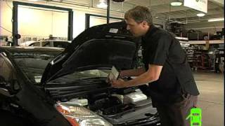 How to Check Engine Air Filter Video