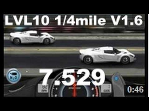 Download Drag Racing Level 10 Hennessey Venom Gt 1 4 Mile Tune Setup