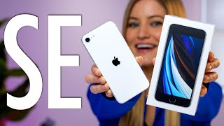 2020 iPhone SE Unboxing and First Impressions!