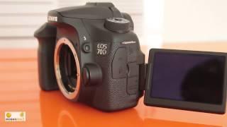 Canon EOS 70D: Обзор топовой любительской зеркалки