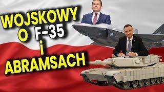 Na Jaką Wojną Polska Kupuje Samoloty F-35 i Czołgi M1 Abrams od USA