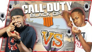 The 1v1 Brother Gun Skills Rivalry Continues! - COD Black Ops 4 1v1