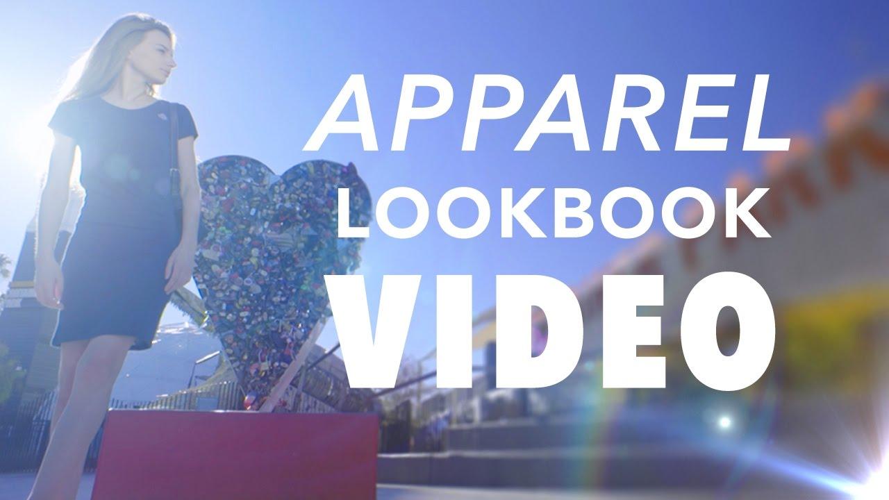APPAREL Video LookBook