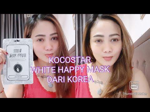KOCOSTAR White Happy Mask