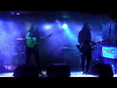 Malashnikow - MALASHNIKOW - ČARODĚJKA (Rock Cafe Praha)