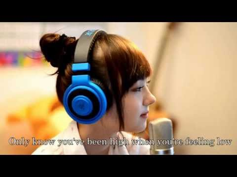 Let Her Go - Cover By Jannine Weigel Mp3
