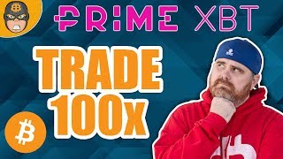 Prime XBT Tutorial For Beginners (Leverage Trading)