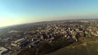 preview picture of video 'Piekary Śląskie z lotu ptaka - Szarlej [DJI Phantom + GoPro Hero 3]'