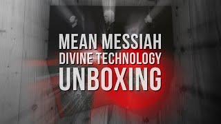 Video Mean Messiah's Divine Technology LP Unboxing