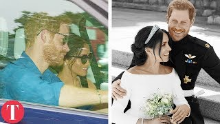The Royal Wedding: What You Didn't See On TV