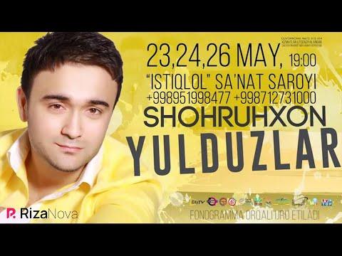 Shohruhxon - Yulduzlar nomli konsert dasturi 2016