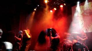 Dismember - Dreaming In Red (live @ 20 Years Anniversary Show)