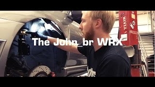 DIY Installing BAGS by OCD - The John_br Subaru WRX Wagon