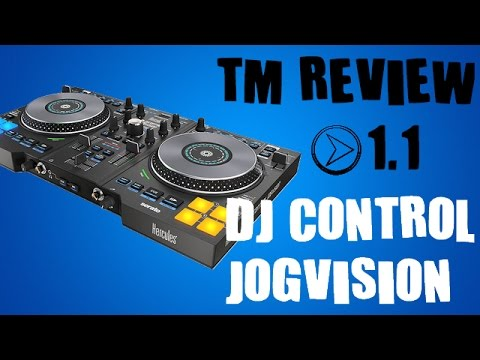 Tuto Mix Review #1 – HERCULES DJ CONTROL JOGVISION (Partie I)