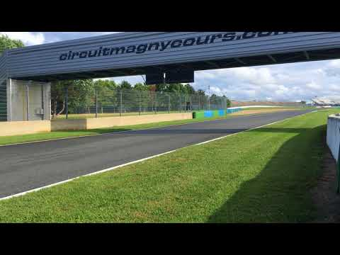 F3 Americas Chassis Shakedown at Circuit de Nevers Magny-Cours