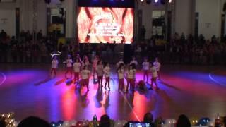 AQUA DANCE CLUB - Gonna be FRC -  SC Jane Sandanski - 28 03 2015