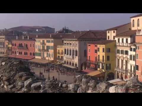 Tour nel veneto per Reporter per Caso: Verona
