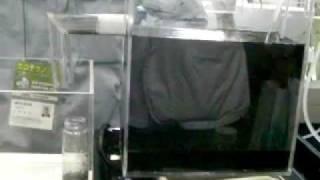 重金属汚染水処理法の実演-三菱マテリアル