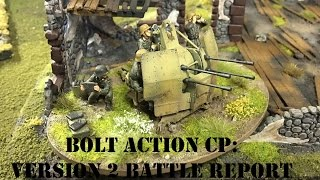 Bolt Action CP: Version 2 Battle Report