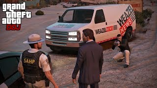 GTA 5 Roleplay - DOJ 204 - Breaking News (Criminal)