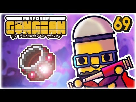 The New Ruby Bracelet | Part 69 | Let's Play: Enter the Gungeon: Farewell to Arms | PC HD
