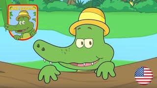 Arnie Alligator official music video