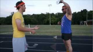 Pat Hanson is going to Hotlanta Beer Mile