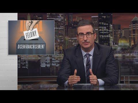 Zákony o zbavení práv - Last Week Tonight