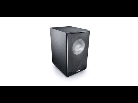 Canton AS 84.2 SC Subwoofer
