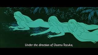 Tezuka Osamu's '1001 Nights' Trailer (千夜一夜物語)