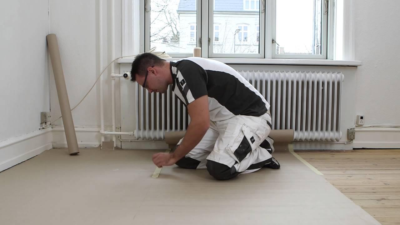 Porady Flügger - Przygotowanie do malowania