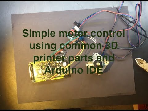 Arduino Printer Code