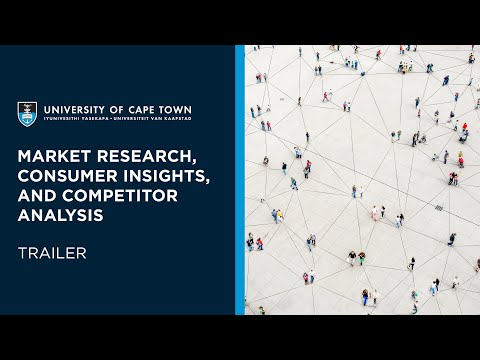 UCT Market Research, Consumer Insights, and Competitor Analysis ...