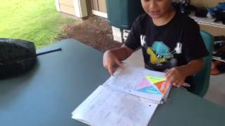 Math Journals 1