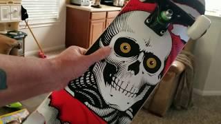 Huge SoCal unboxing!  Dogtown,  Powell Peralta, MINI logo, bones, Thunder Trucks, July 10, 2018