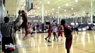 Preston Troutt 2011 Basketball Highlights
