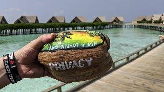 Стрим с Мальдив