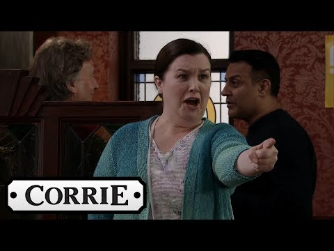 Coronation Street - Mary Accuses Freda of Being A Murderer | PREVIEW