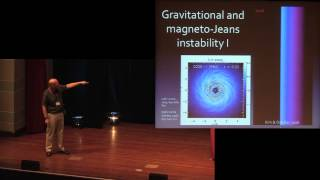 1. Mark Krumholz - Formation of molecular clouds and global conditions for star formation