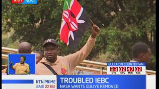 Kenyans move to court seeking to block IEBC from conducting the coming presidential elections